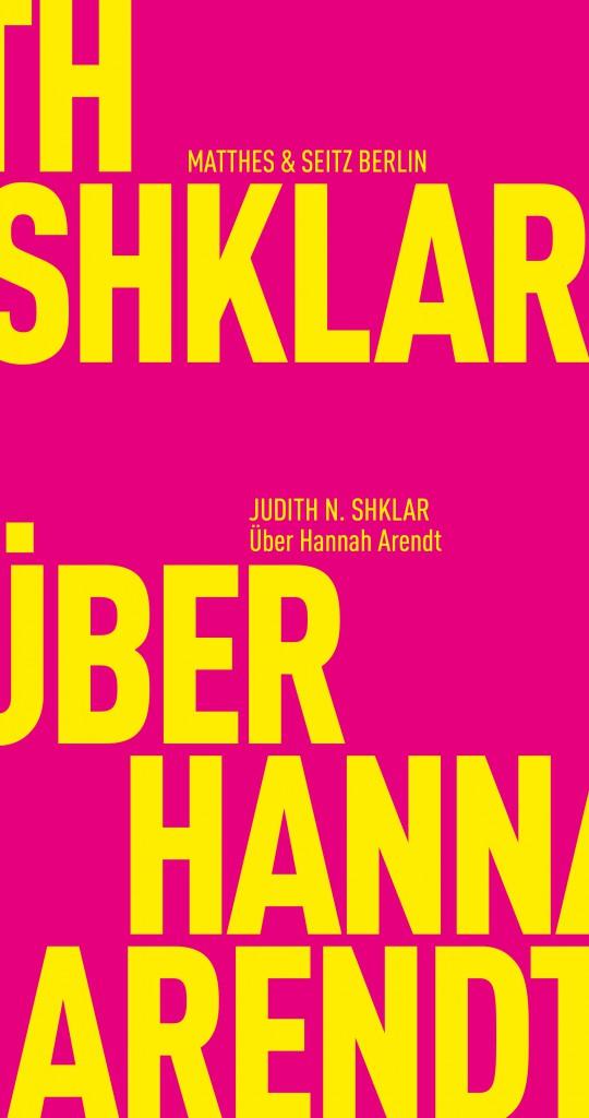 shklar-arendt-cover